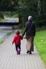 Schutz für allein geflüchtete Frauen und ihre Kinder